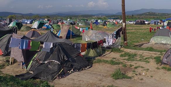 """Weltflüchtlingstag 2017: """"… und ihr habt mich aufgenommen"""""""