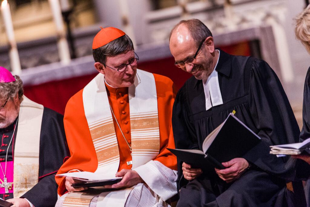 Altenberger Dom mit Rainer Maria Kardinal Woelki