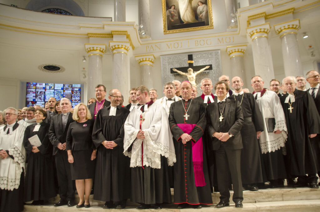 Trinitatisirche in Warschau