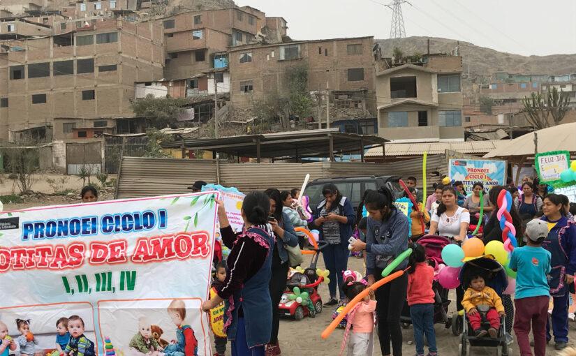 """""""Neuen Städte"""" - Armenvierteln in Lima"""