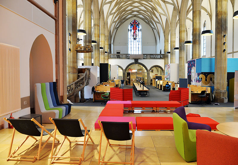 Digital Hub Aachen, Foto: Andreas Schmitter