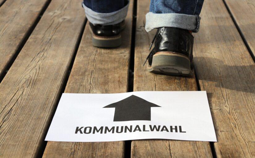 Kommunalwahl (Foto: pics_kartub/Pixabay.)