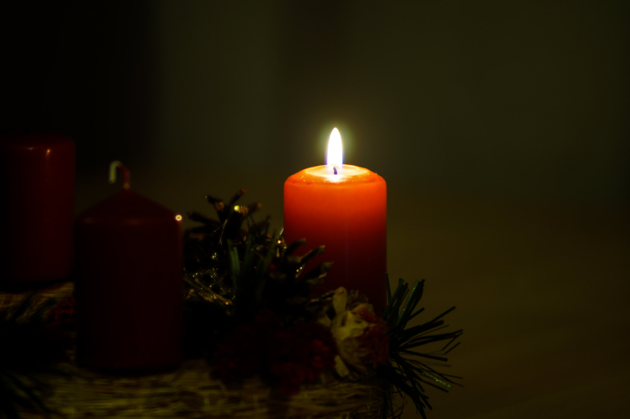 1. Advent (Foto: Sony SLT-A57 CC BY 2.0)