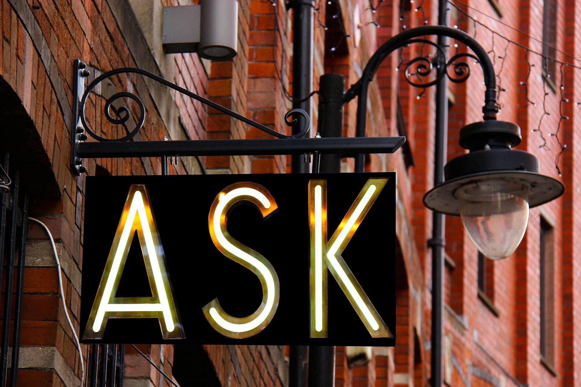 Fragen - Dean Moriarty/Pixabay